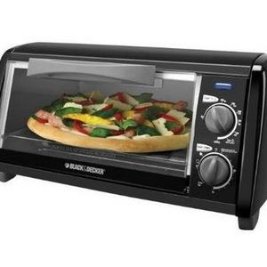 Black & Decker 4-Slice Toaster Oven TO1420B