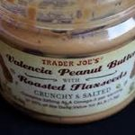 Trader Joe's Organic Valencia Peanut Butter (Crunchy with Salt)