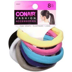 Conair Hair Fashion Accessories Pony Wraps