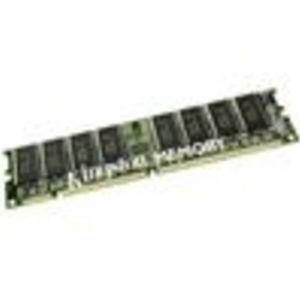 Kingston - Memory - - DIMM 240-pin - DDR II - 667 MHz / PC2-5300 - CL5 - 1.8 V - unbuffered - n... 1 GB DDR2 RAM (KTHXW43001G)