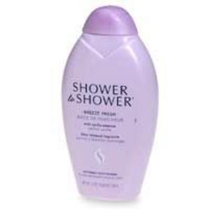 Shower To Shower Breeze Fresh With Vanilla Essence