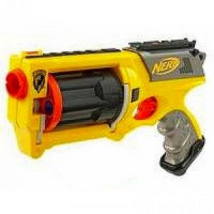 Nerf N Strike Maverick Rev-6