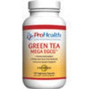 Green Tea Mega EGCG (100 veggie Capsule) (Antioxidants) (ProHealth)