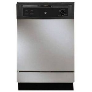GE CleanSteel Built-in Dishwasher