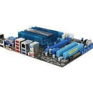 ASUS E35M1-M PRO AMD Zacate 18W dual-core Processor AMD Hudson M1 Micro ATX Motherboard/CPU Combo