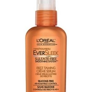 L'Oreal EverSleek Frizz-Taming Creme Serum