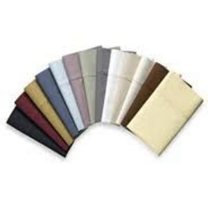 Royal Velvet 100% Cotton 400 Thread Count Sheets