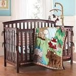 Graco Freeport 4-in-1 Convertible Classic Crib