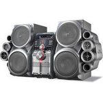 JVC HX-D77J Audio Shelf System