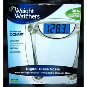 Conair Weight Watchers Digital Bathroom Scale Other Scales
