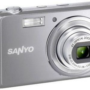 Sanyo - VCP-E1500TP LB Digital Camera