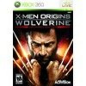 Activision X-Men Origins: Wolverine Uncaged Edition (Xbox 360) (83645)
