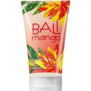 Bath & Body Works Signature Collection Creamy Body Scrub - Bali Mango