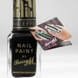Barry M Instant Nail Effects Crackle Polish