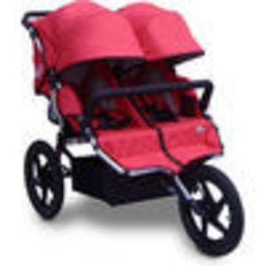X-Tech Outdoors X3 Sport Twin - Red Jogger Stroller