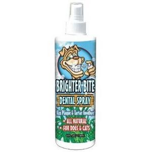 Pet Kiss Brighter Bite Dental Spray 4 Oz