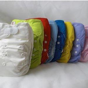 KaWaii One Size Heavy Duty Pocket Diaper