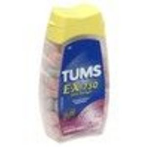 Tums Extra 750 Chewable Tablets - Assorted Berries