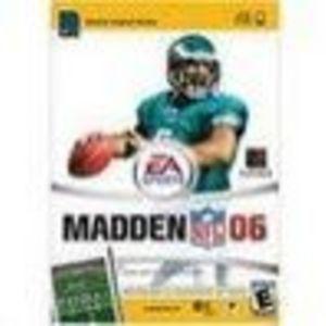Palm Madden NFL 2006