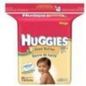 Huggies Care Baby Wipes Refill, Shea 208 Pack