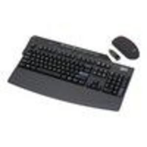 Lenovo Enhanced Performance Wireless Keyboard and Optical Mouse - Keyboard - Mouse - RF USB receiver - busi... Keyboard, Mouse (73P4085)