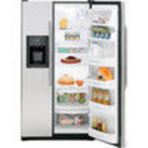 GE GSS23QSW (23.2 cu. ft.) Side by Side Refrigerator