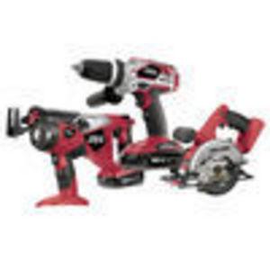 Skil 2895LI-20 18-Volt 4-Tool Combo Kit