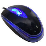 I-Concepts Illuminated USB Optical Mouse