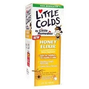 Little Remedies Little Colds Honey Elixir
