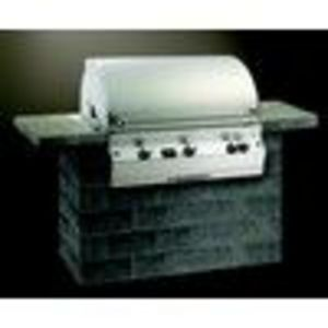 Fire Magic Aurora A790i-2L1N Gas All-in-One Grill / Smoker