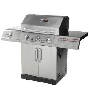 Char-Broil RED 3-Burner Gas Grill 463250511 Reviews ...