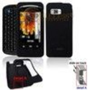 "Samsung Moment M900 ""Slider"" PREMIUM Feel Silicon Skin Case"