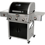 Brinkmann Zone 5-in-1 810-2390-S Gas Grill