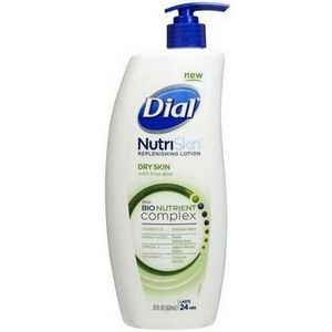 Dial NutriSkin Replenishing Lotion