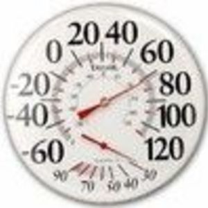 "Taylor 497 12"" Humidiguide Dial Thermometer (Taylor)"