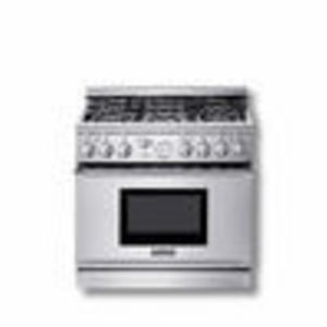 Thermador Pro Grand PRD366EG Dual Fuel (Electric and Gas) Range