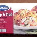 Sea Queen Shrimp & Crab Cakes
