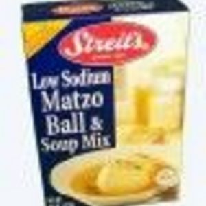 Streits Low Sodium Matzo Ball & Soup Mix