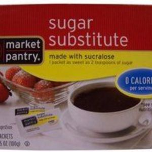 Market Pantry Sugar Substitute