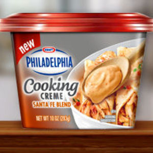 Kraft Philadelphia Cooking Creme Santa Fe Blend