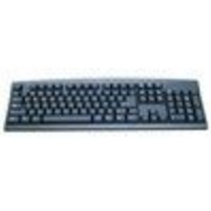 Inland Pro Keyboard Black