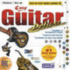 ArcMedia Easy Guitar Deluxe Full Version for PC, Mac