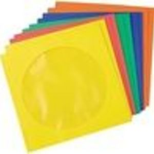 Staples CD/DVD Envelopes (12256CC) Media