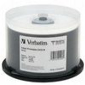 Verbatim (94906) 8x DVD-R Storage Media (50 Pack)