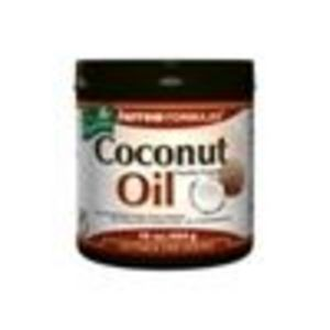 Coconut Oil (Organic) 16 Ounces (Jarrow Formulas)
