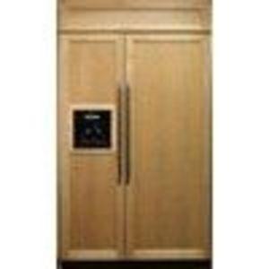 Dacor IF42DBOL (25.3 cu. ft.) Side by Side Refrigerator