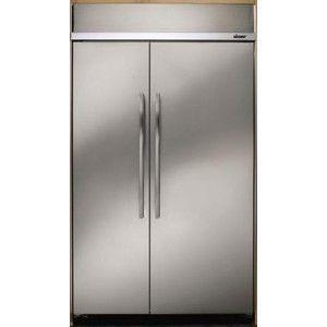 Dacor Epicure EF42NBSS (25.3 cu. ft.) Side by Side Refrigerator