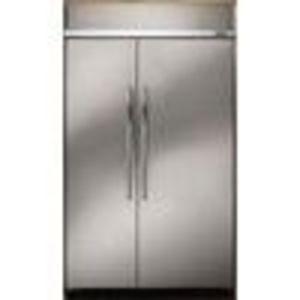 Dacor EF48NBSS (29.7 cu. ft.) Side by Side Refrigerator