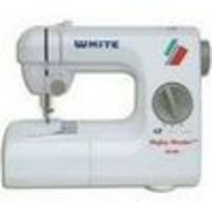 White Sewing Mighty Mender WW100 Mechanical Sewing Machine