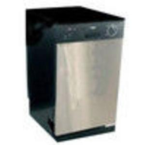 Haier HDB18EBS 18 in. Portable Dishwasher
